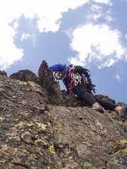A day of sport climbing in the valley Image