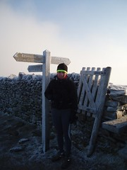 On the summit of Peny-y-Ghent Image