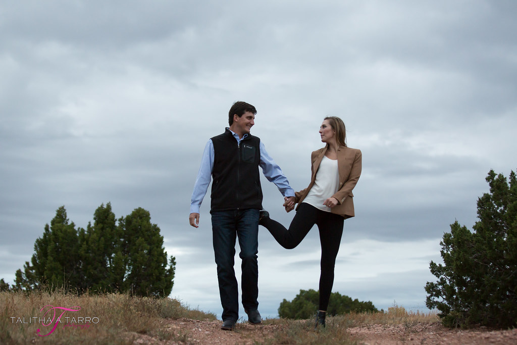 Santa Fe Engagement