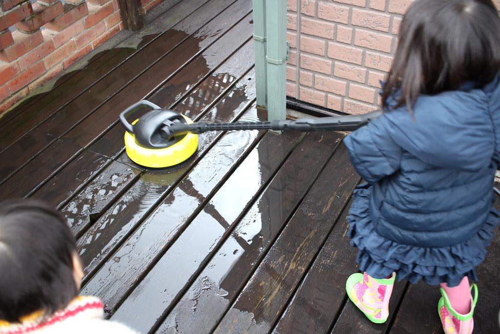 ヒダカ家庭用洗浄機_テラスクリーナー3