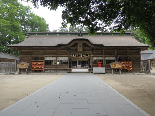 Osakihachiman Shrine, Sendai