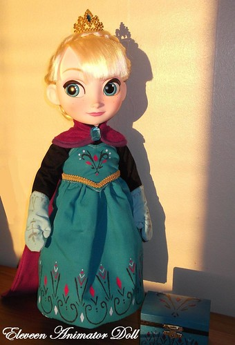 [Créations] Eleveen Animator Doll : Confections *News : Anna tenue Hiver et Kiki Animator* 15419454514_2f7ff27655