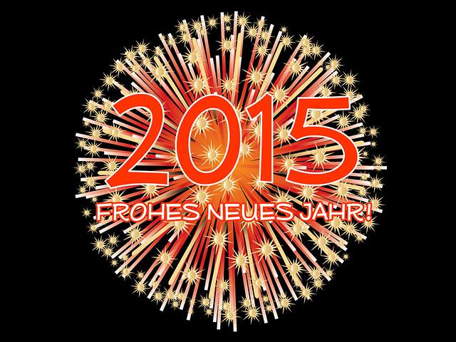 Frohes neues euch allen