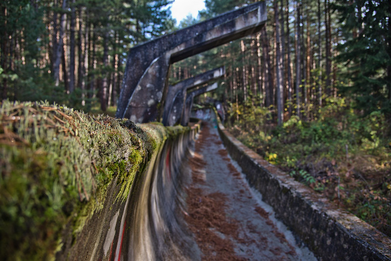 Sarajevo Olympic Bobsleigh and Luge Track