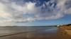Sunny Duncannon Beach - in November