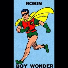 #Robin, the Boy Wonder. By Wally Wood, I believe. #comics