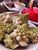 pickled romanesco