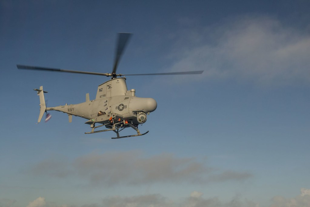 Fire Scout UAS
