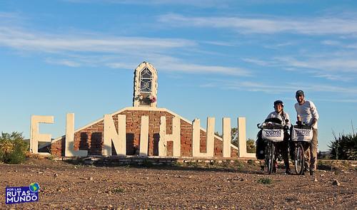Por las Rutas del Mundo en Bici - Mendoza - El Nihuil