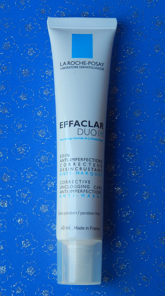 Resenha: Effaclar Duo + Desincrutante Facial La Roche Posay
