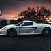 Porsche Carrera GT with HRE P101 in Gloss Black by Wheels Boutique (17) by HRE Wheels