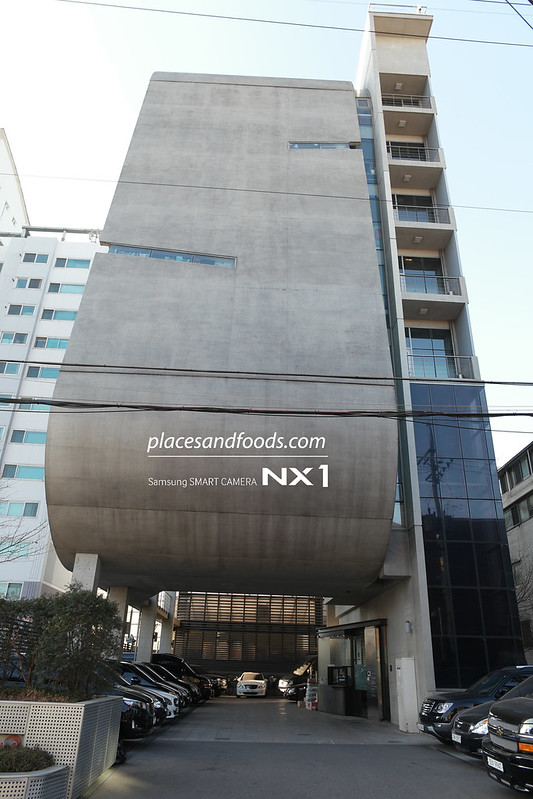 YG Entertainment Building Hapjeong-dong Seoul