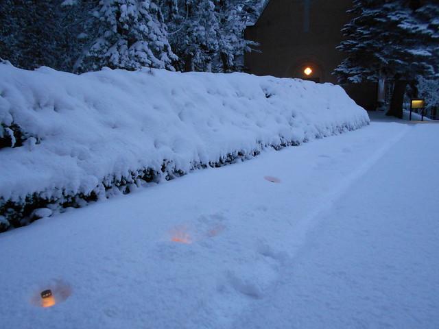 Luminen Ahveniston hautausmaa C 25.12.2014 Hämeenlinna