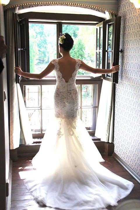 Finding the Perfect Wedding Dress……