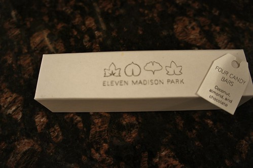 Eleven Madison Park Holiday Gift 2014