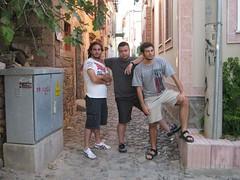 Üç Adam
