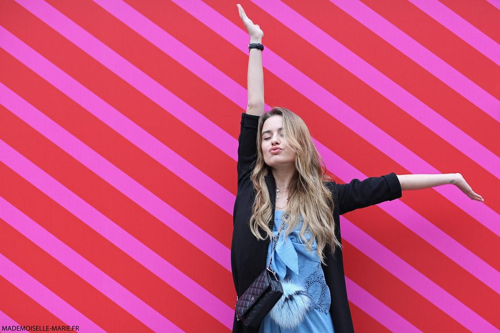 Sonya Esman at London Fashion Week