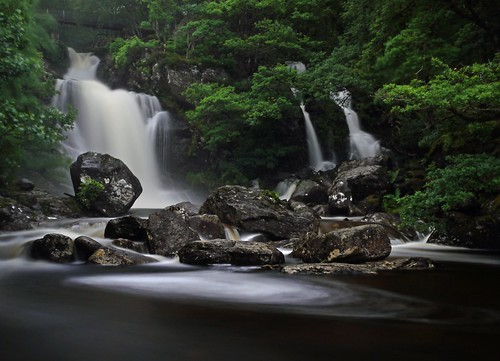scotland explore inversnaid