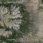 12 Chalk Creek Trailhead to US-50 Above