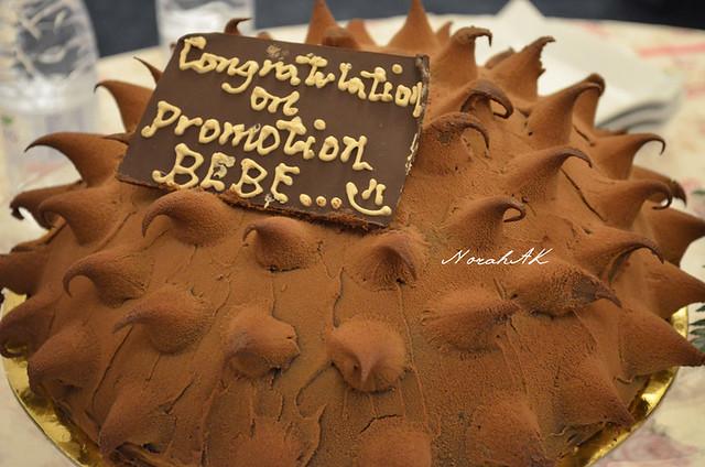 Spike Chocolate Cake