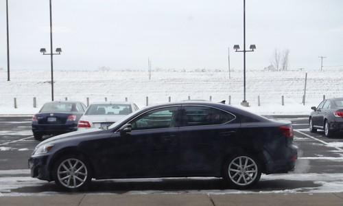 Lexus. Car