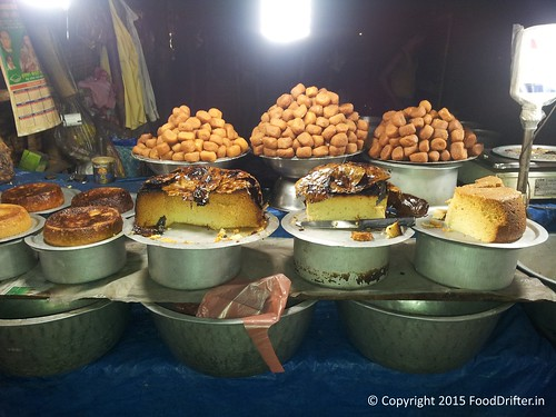 A Typical Shop At Pahala