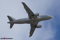 OE-LIP - 3632 - Tyrolean Jet Services - Airbus ACJ319 A319-115CJ - Luton M1 J10, Bedfordshire - 2015 - Steven Gray - IMG_4745