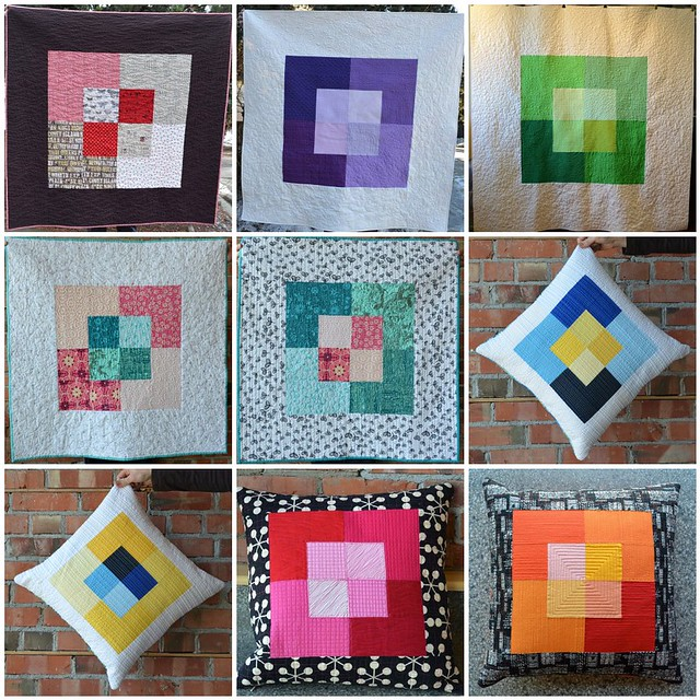2014: Quilts and Pillows - Canvas Pattern