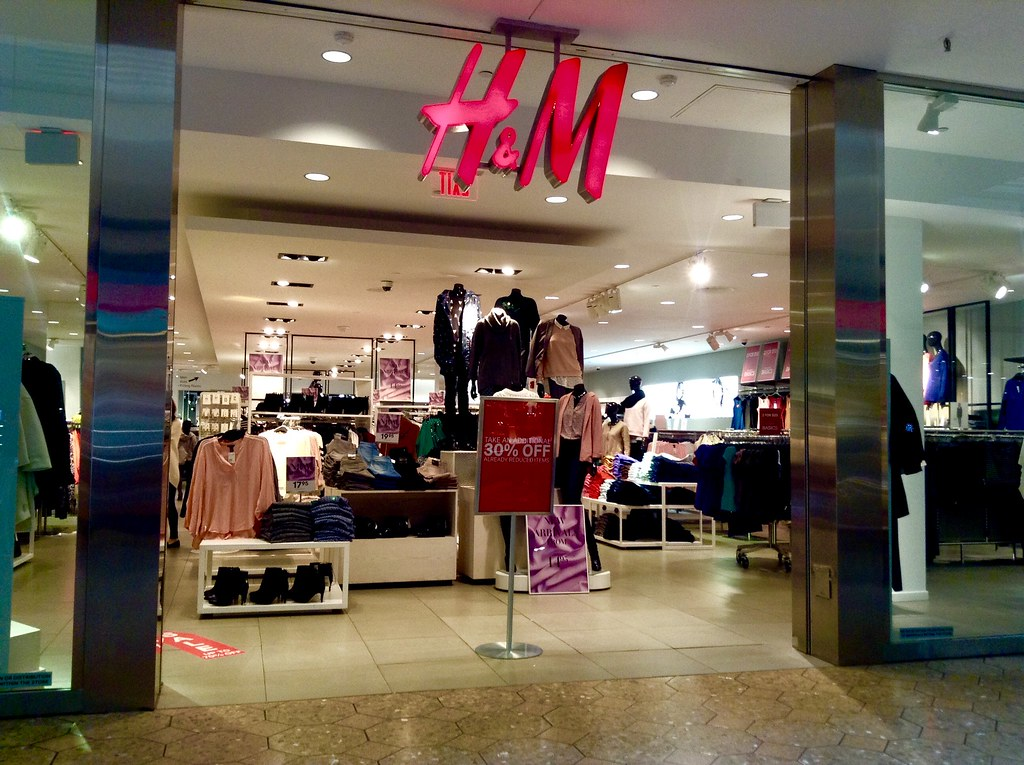 H&M HandM Clothing Store