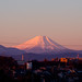 Mt.Fuji, this morning. by Masahiko Kuroki (a.k.a miyabean)