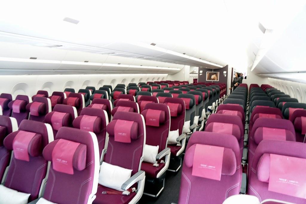 Qatar Airways  Launch of the Airbus A350XWB -005
