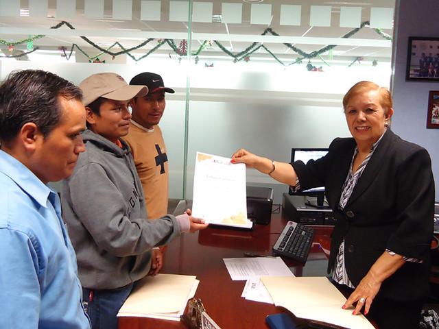 Gobierno de Oaxaca, Se consolida participación ciudadana en vigilancia del ejercicio del erario - SCTG