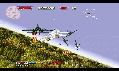 SEGA 3D Classics - 3D After Burner II