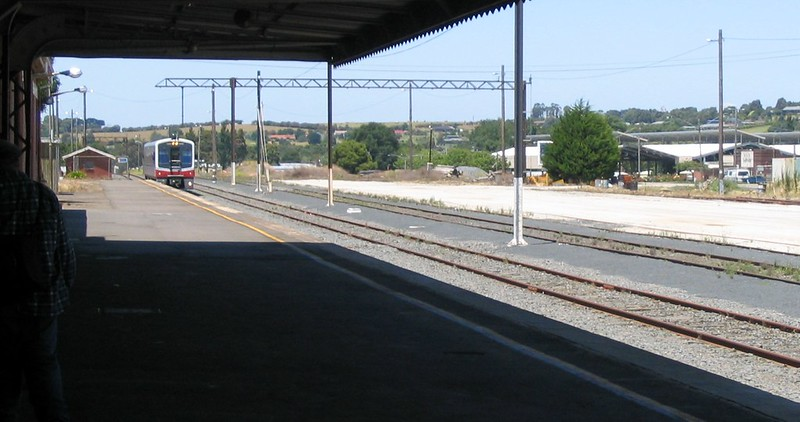 Warragul station