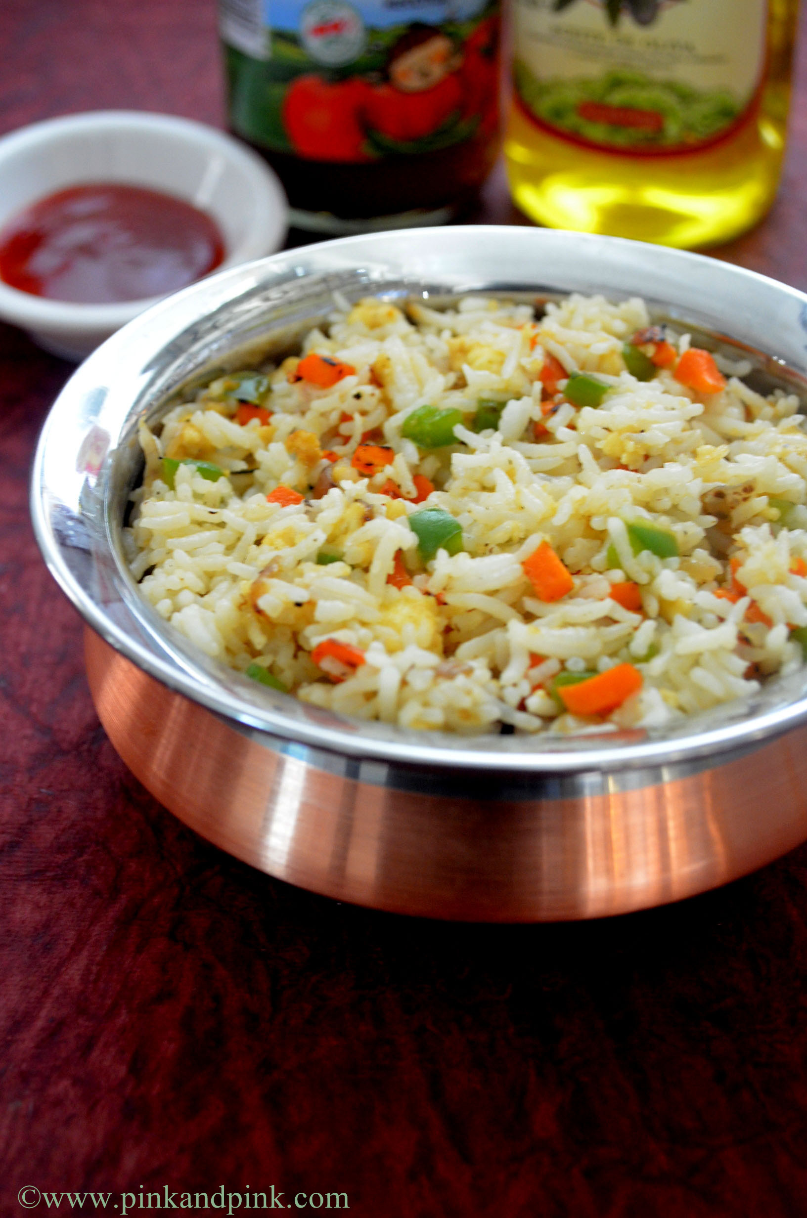 Veg Paneer Fried Rice