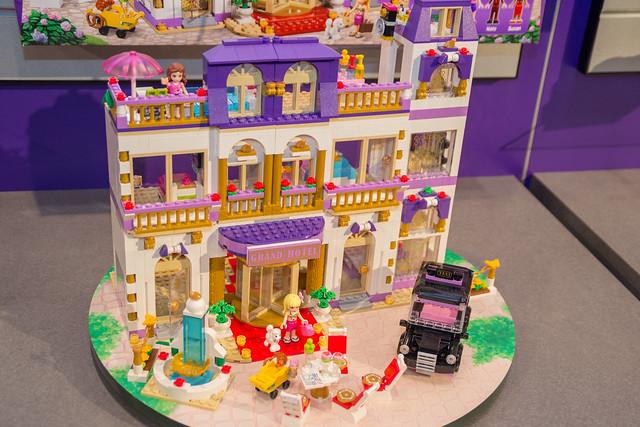 Lego Friends Grand Hotel Price