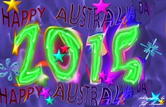 Australia Day 26th January 2015