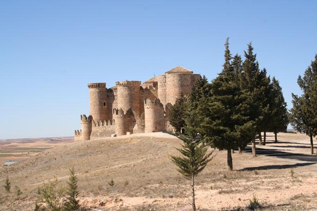 Castillo de Belmonte. © Paco Bellido, 2005