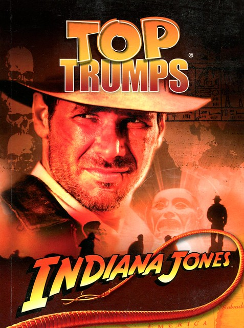 book Top Trumps Indiana Jones
