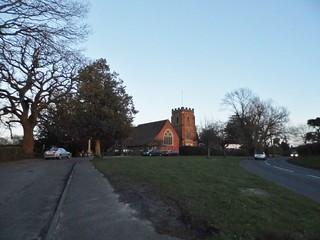 Windlesham church