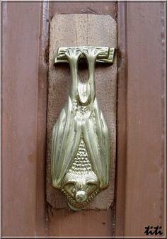 door knocker installation instructions