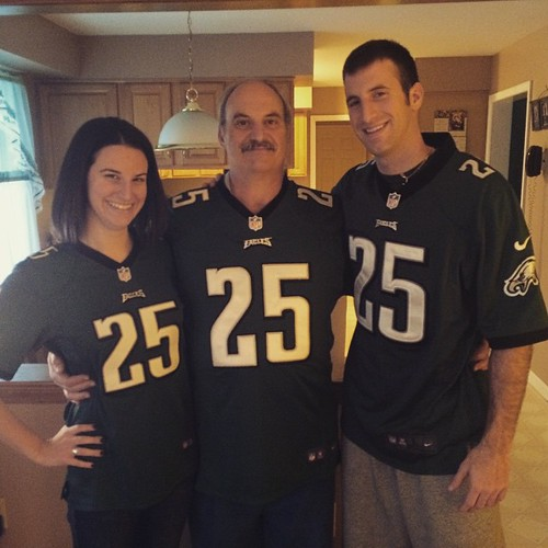RIP Milcetich family McCoy jerseys