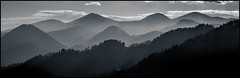 Misty Mountain Pano