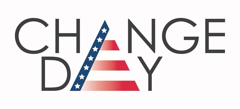 USA Change Day Logo 52525