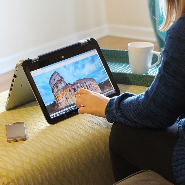 Bending the Rules with HP x360 | #LivingAfterMidnite
