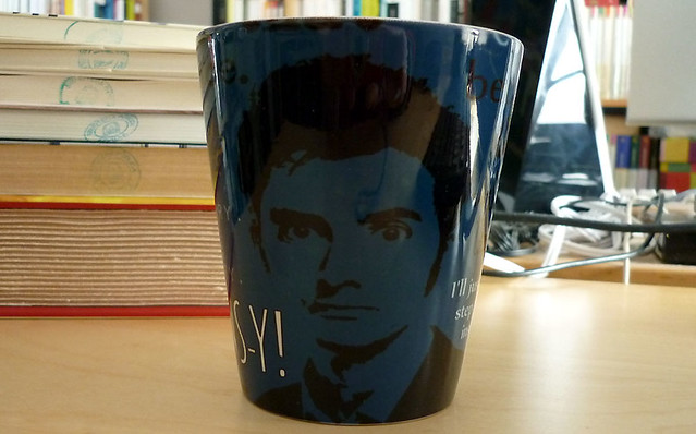 Taza - 'Doctor Who' - David Tennant