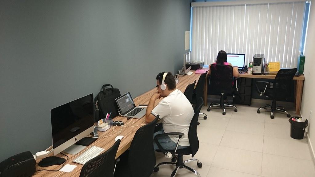 Sala de Coworking