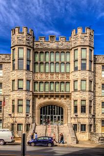 Hume-Fogg Academic Magnet High School [Explored]
