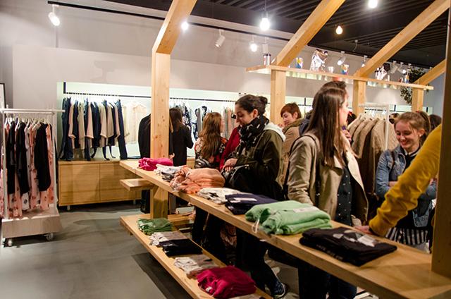 Tienda de ropa en Vigo