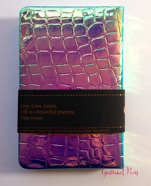Review Victoria's Journals Purse Journal (2)